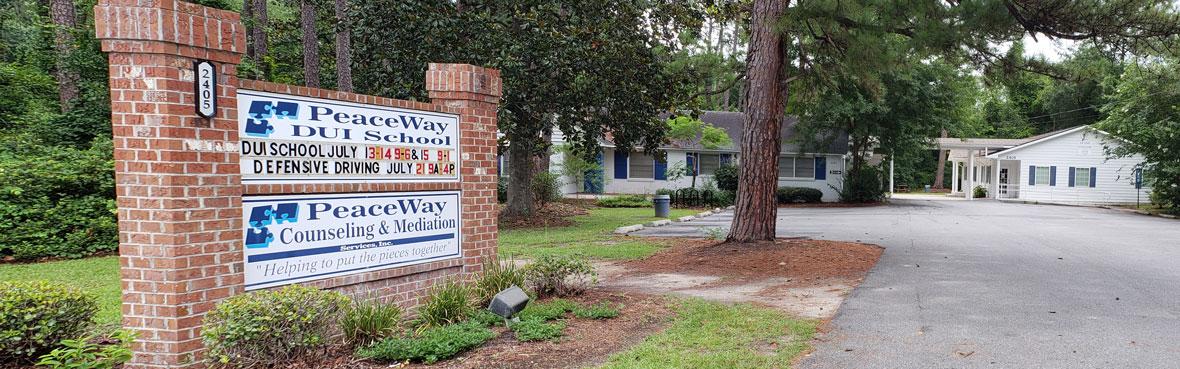 Peaceway Headquarters Valdosta, Georgia